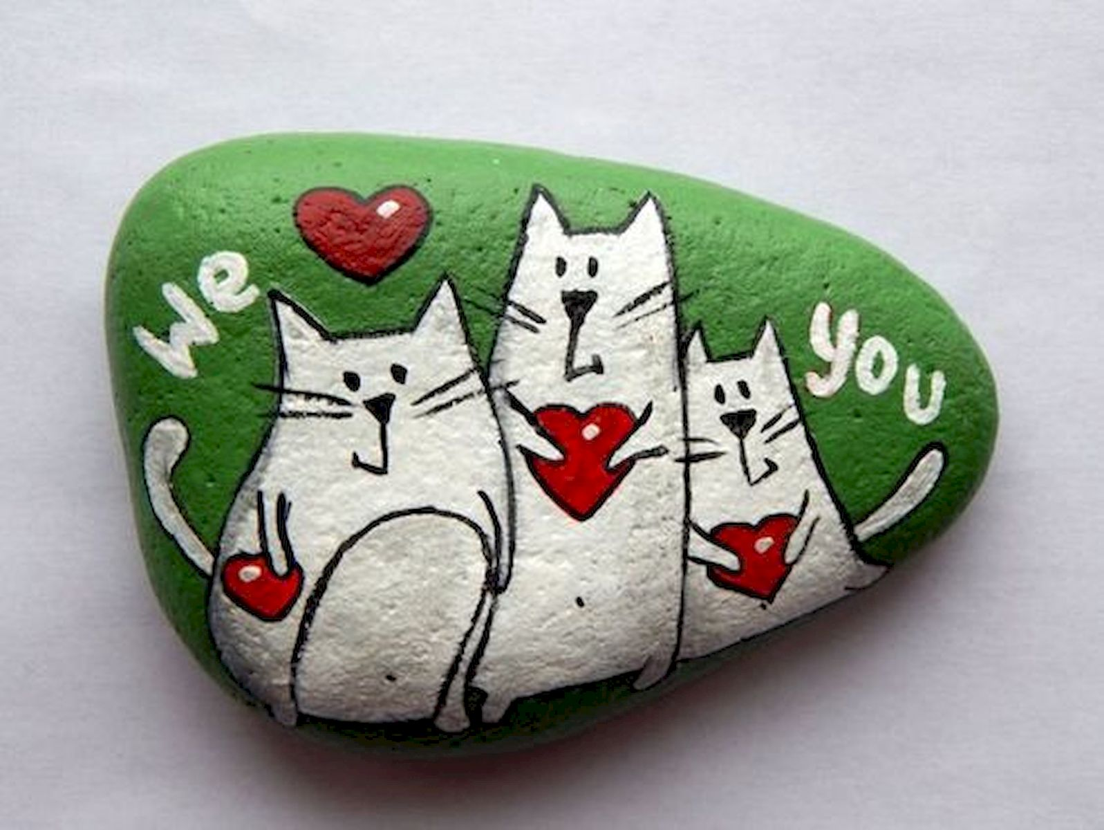 52 Best DIY Painted Rocks Remodel Ideas Perfect For Beginners (96)