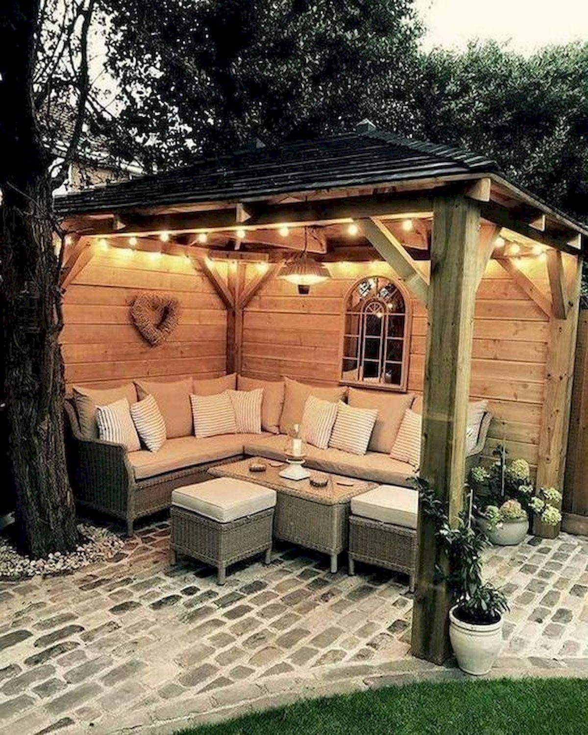 55 Fantastic Pergola Patio Design Ideas 12 Ideaboz