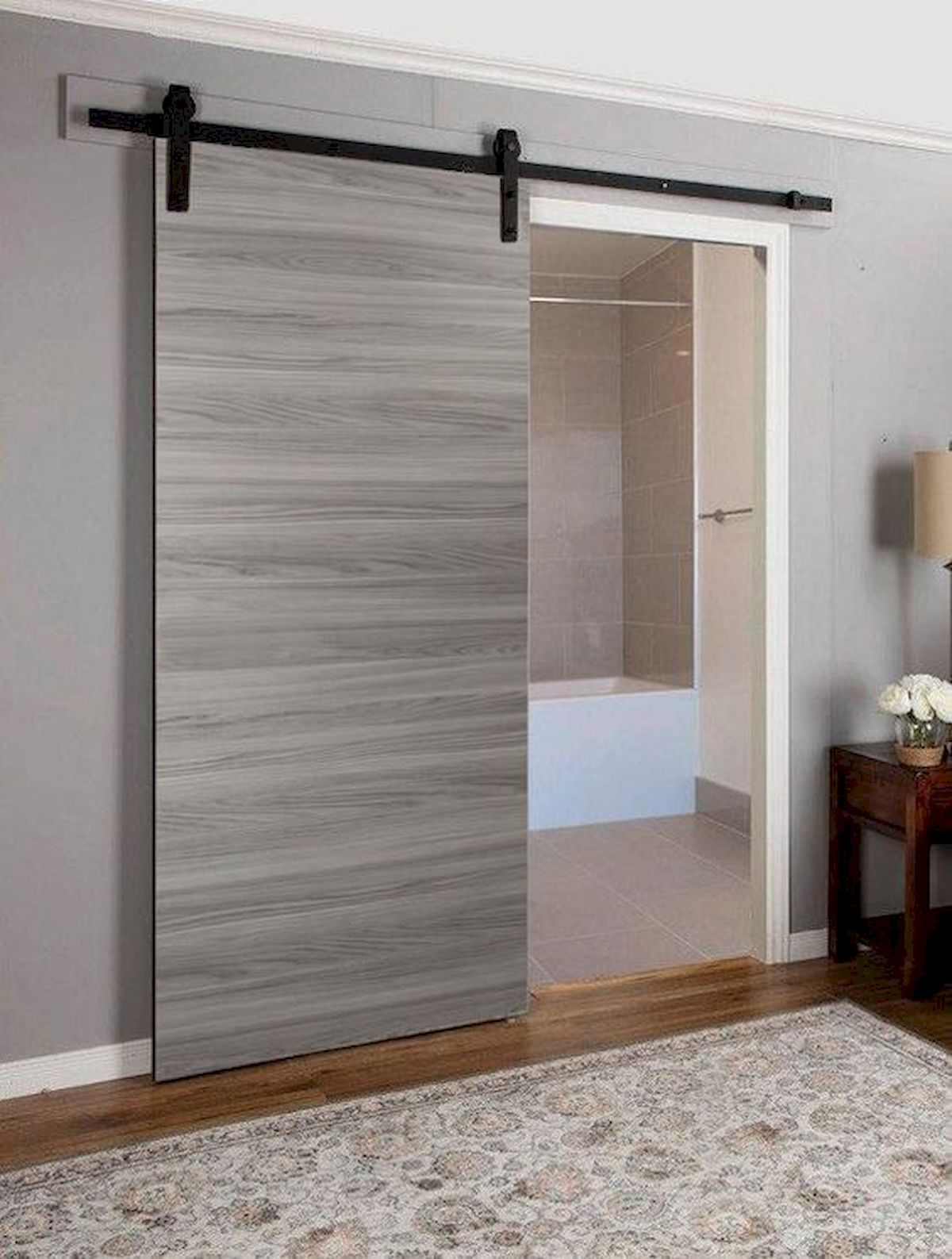 57 Magical Barn Door Design Ideas 11