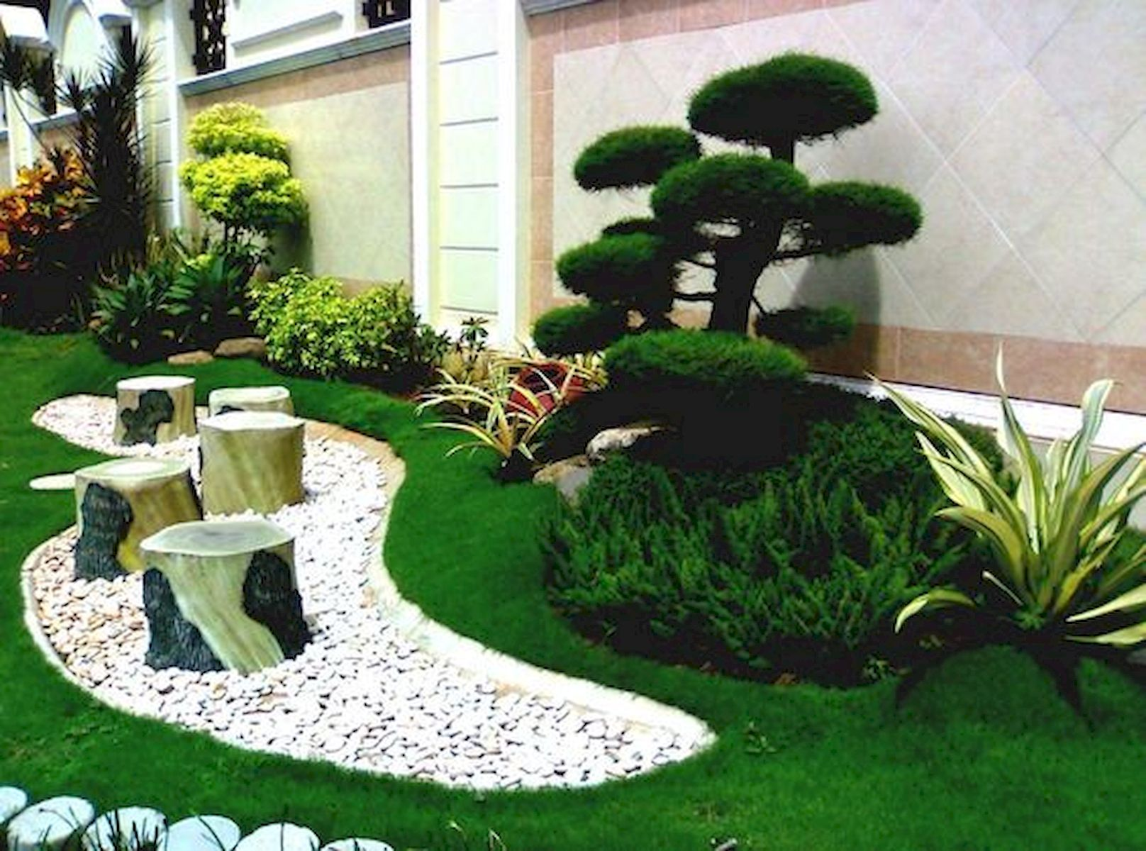 71 Beautiful Gravel Garden Design Ideas For Side Yard And ... on Patio And Gravel Garden Ideas id=73336