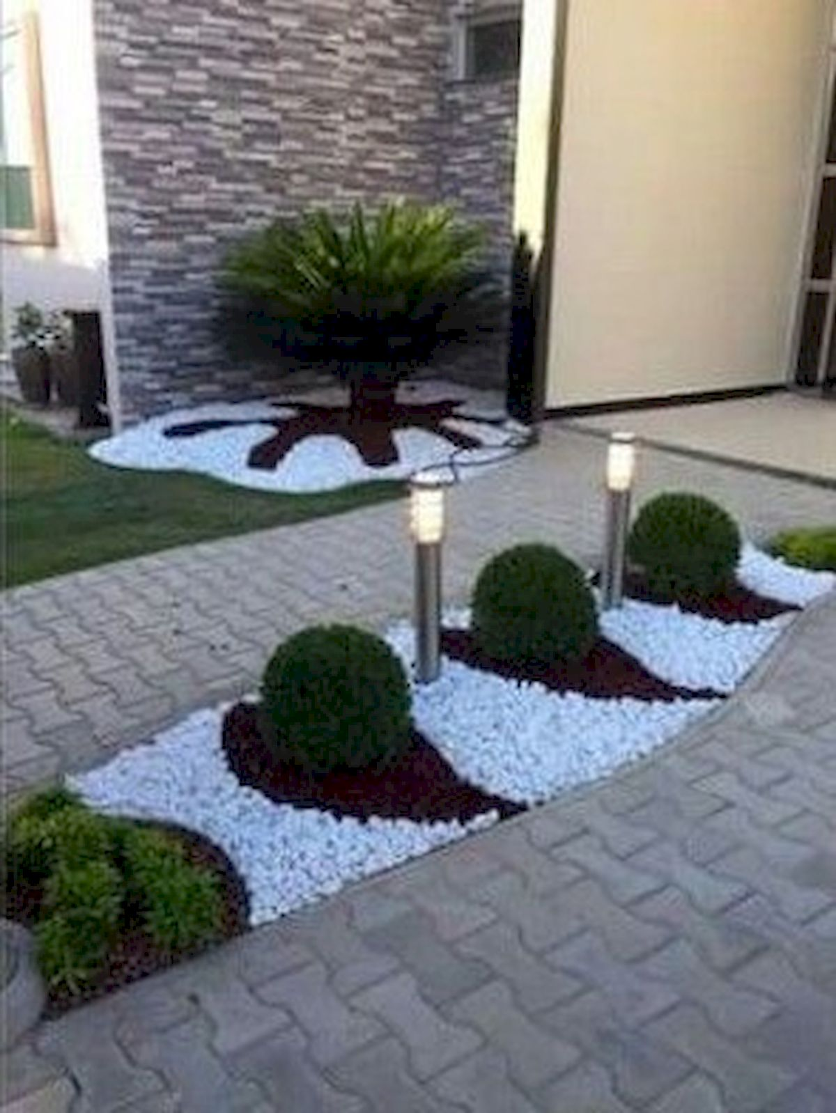 71 Beautiful Gravel Garden Design Ideas For Side Yard And ... on Patio And Gravel Garden Ideas id=41671