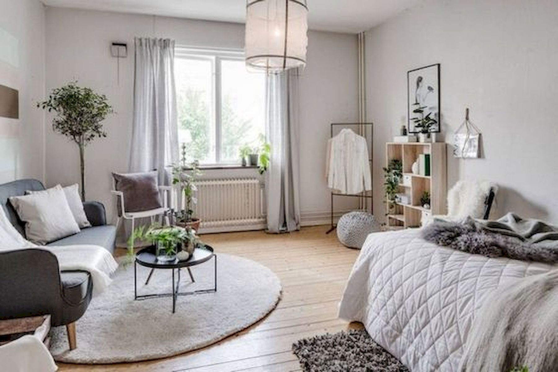 53 Best Minimalist Studio Apartment Small Spaces Decor Ideas 26 Ideaboz