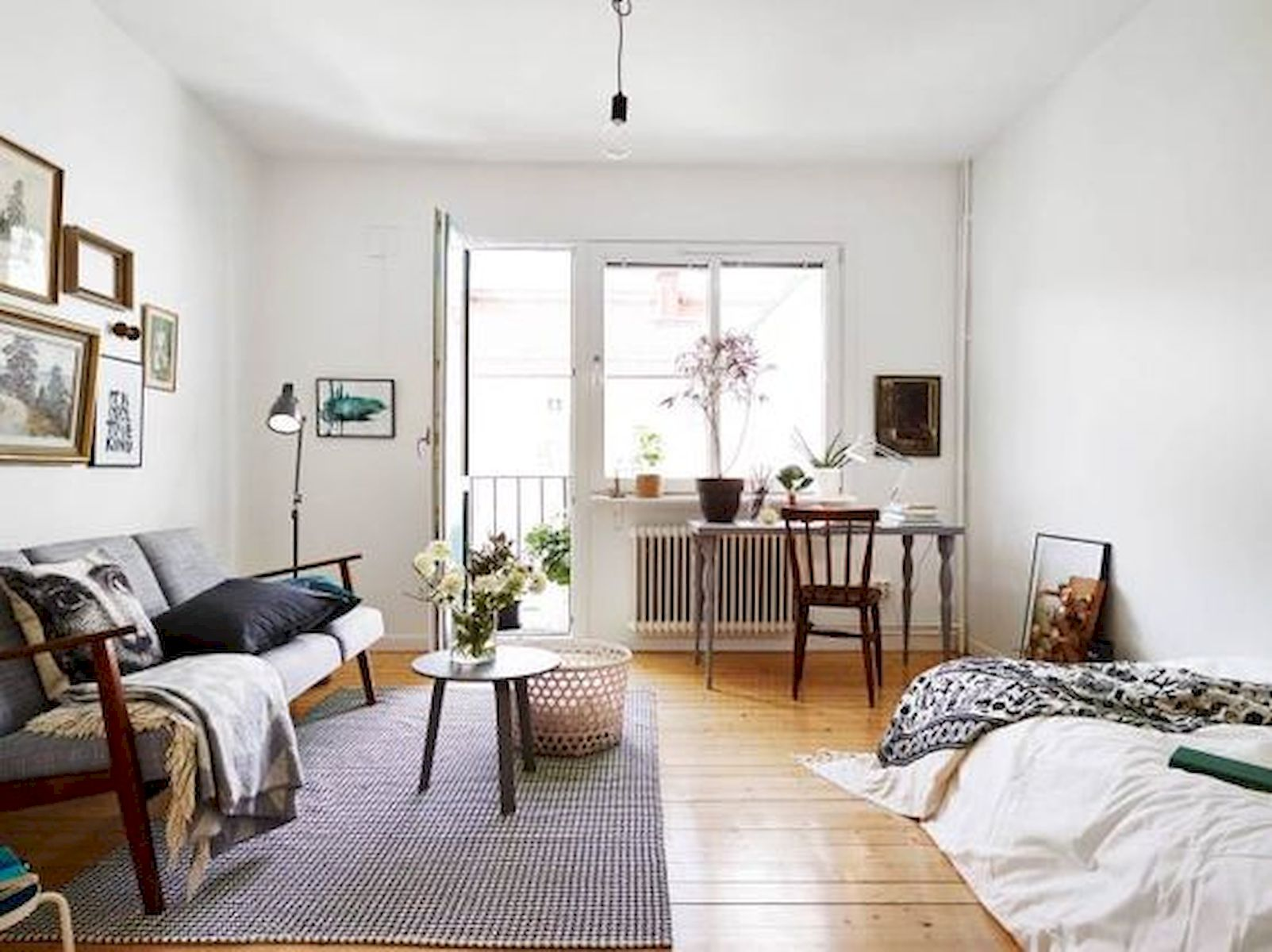 53 Best Minimalist Studio Apartment Small Spaces Decor Ideas 8 Ideaboz